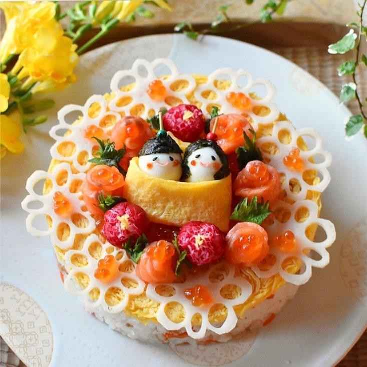 寿司ケーキでいつもと違う記念日を演出しませんか?|mamagirl