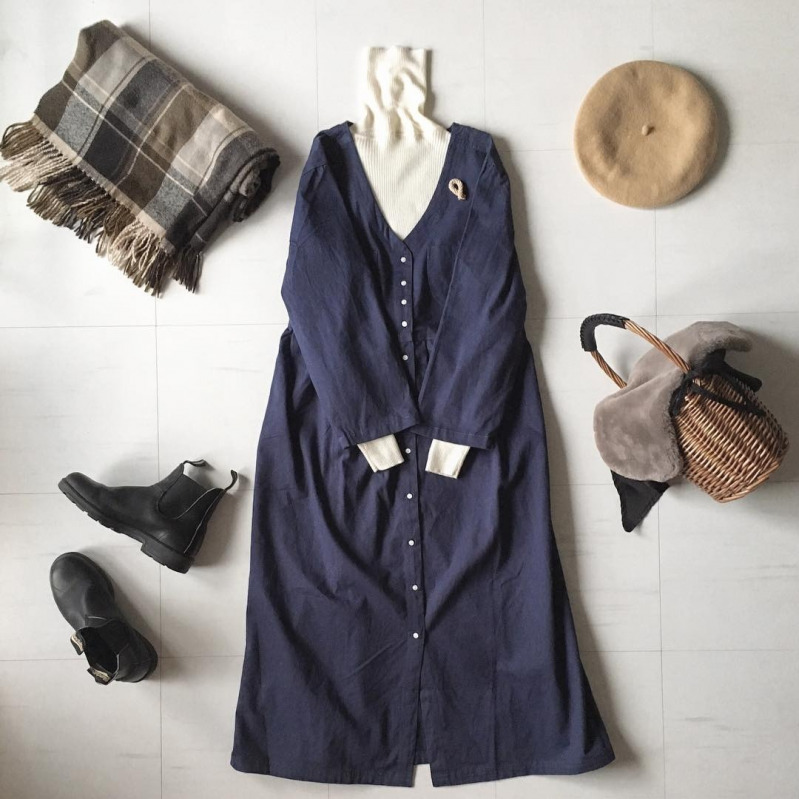 北欧ファッションがプチプラで楽しめるfillil