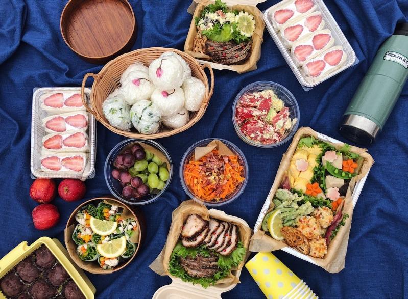 人気のピクニック弁当メニュー!おすすめのお弁当箱や詰め方も
