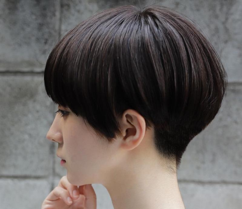 髪型はベリーショートでおしゃれに!人気のスタイルをチェック