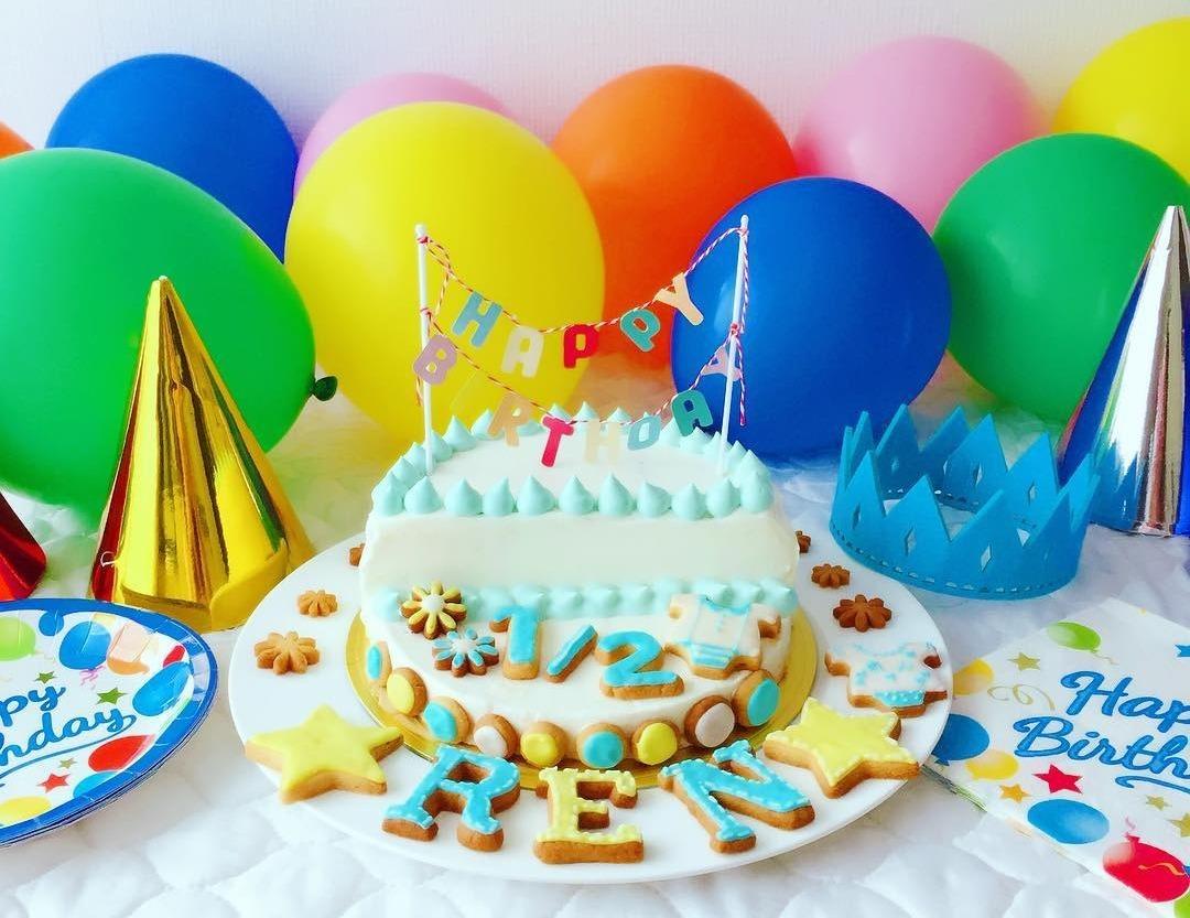 ハーフバースデーをケーキでお祝いしたい ママ必見役立ち情報集 Mamagirl ママガール