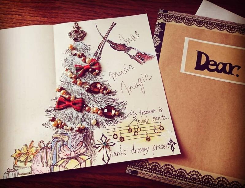 クリスマスには感謝のメッセージを!おすすめメッセージ例文を