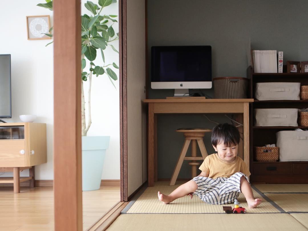 和室の壁紙をおしゃれにして 寛ぎの時間を自宅で過ごそう Mamagirl