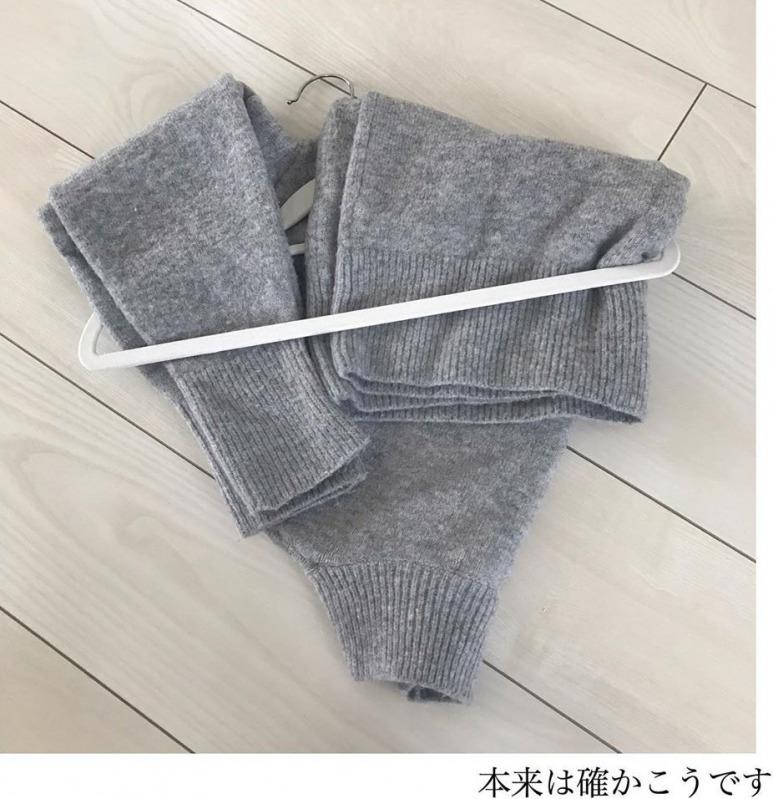 ハンガー セーター セーターの干し方の正しい方法知ってる?簡単にできる失敗しないワザを紹介 mamagirl [ママガール]