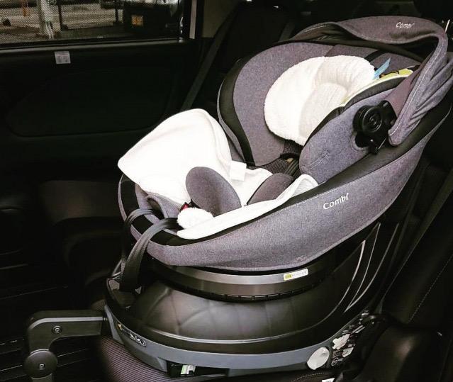 新生児 から チャイルドシート