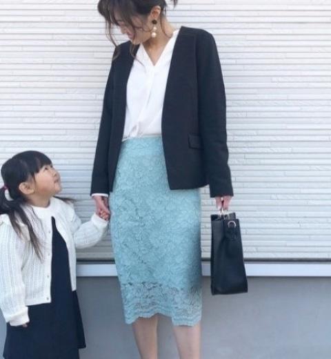 入園式のスーツはGUやユニクロで決まり!ママにもパパにもおすすめ