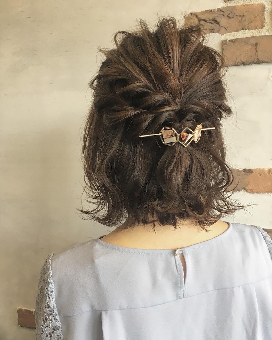 入学式におすすめのママ キッズの髪型は アレンジアイテムも紹介