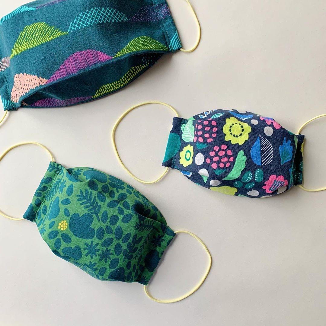 マスク 手縫い 布 作り方
