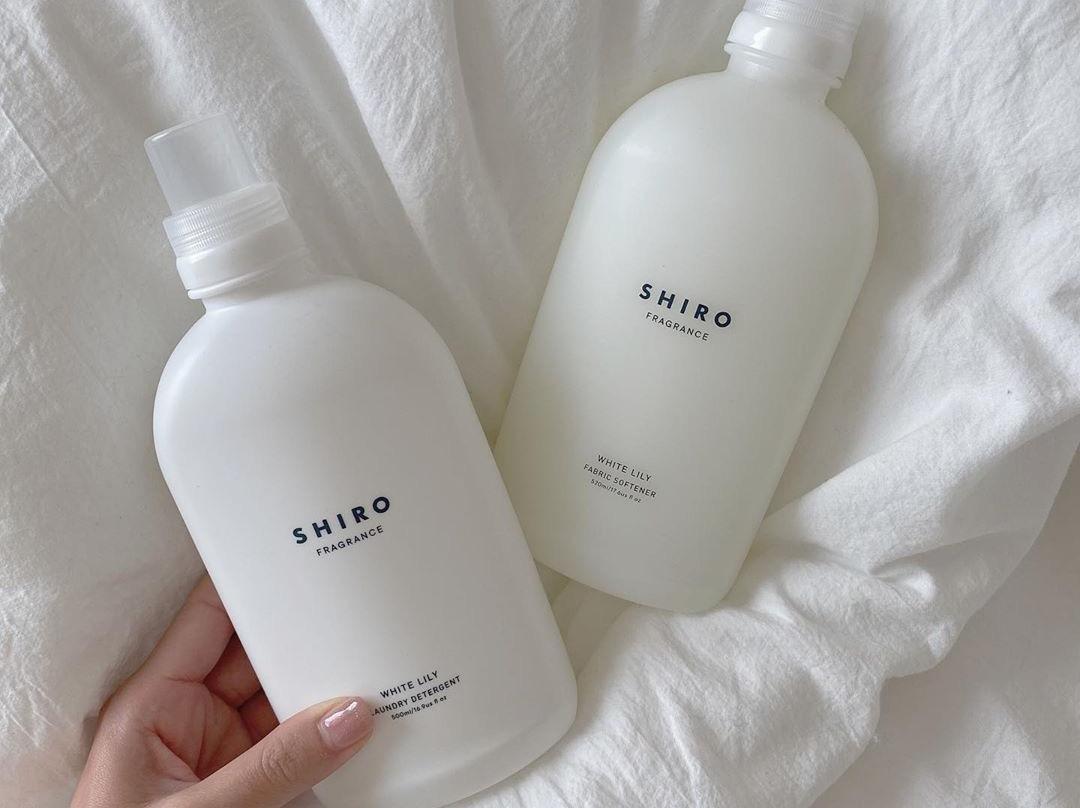 柔軟 剤 shiro
