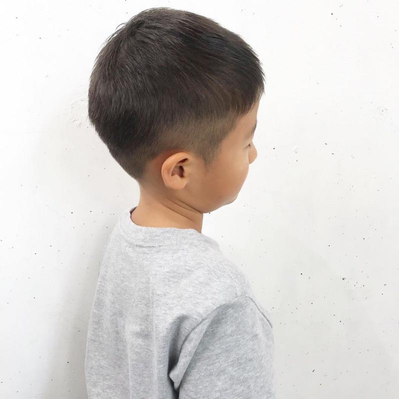 子供 ソフト モヒカン